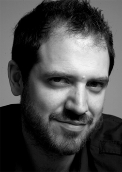 The Author, Joe Abercrombie